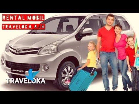 Cara Rental MobiL ONLINE DI APLIKASI TRAVELOKA Fitur Terbaru Dari Traveloka