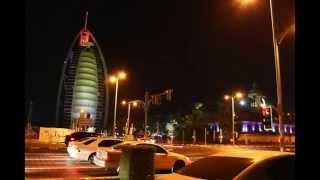 Al Noche Rainbow (@ buRJ aL arAB - DUBAI) presented by Creativo Mentes