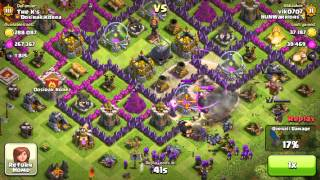 Clash of Clans - Jump Spell bug