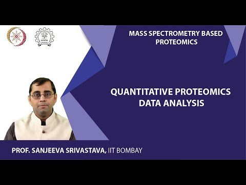 Quantitative proteomics data analysis