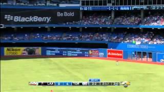2012/06/30 Blue Jays' seven-run second