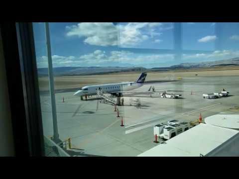 American Eagle CRJ 200 Trip Report from St. George, UT to Phoenix, AZ