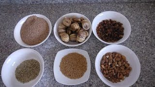 وصفة لزيادة الوزن- recette pour grossir vite