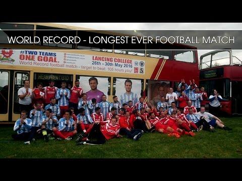 Heartbeat FC World Record 2016