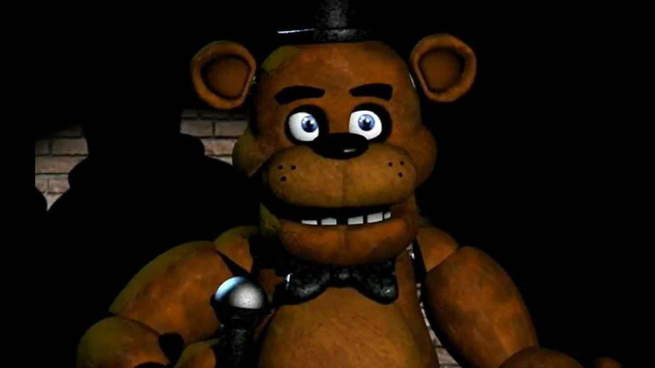 5 nights of freddy unlocked