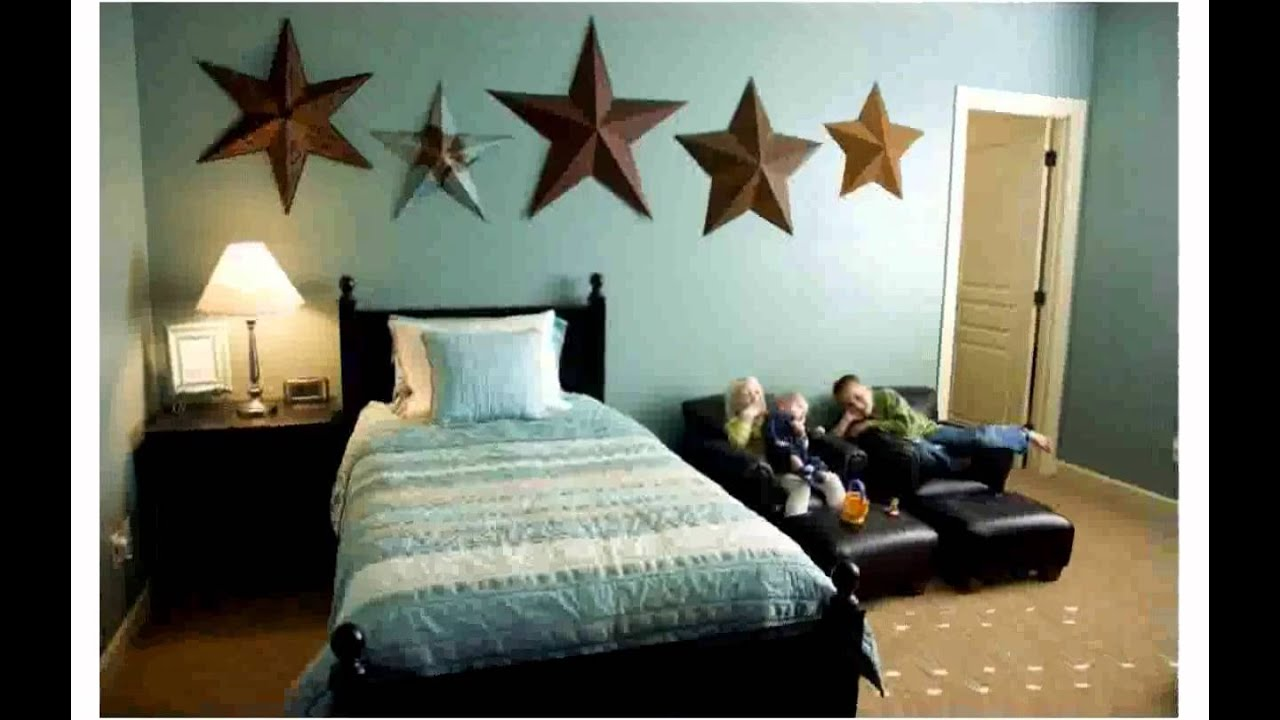 Room Decorating Ideas for Guys - YouTube