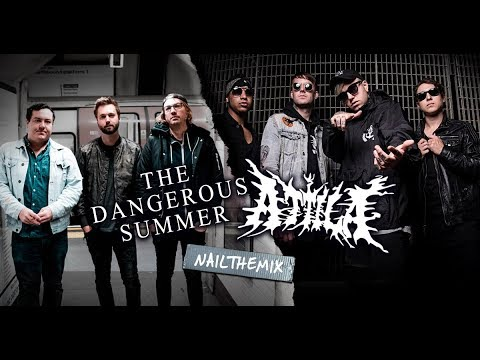 Attila + The Dangerous Summer on Nail The Mix, w/ Andrew Wade + Paul Leavitt!