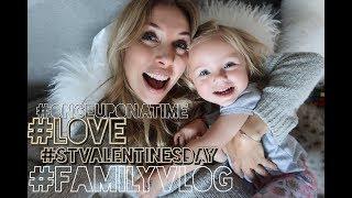 Мой 14 февраля | День Любви или СЕМЕЙНЫЙ влог