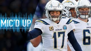 "Chargers vs. Ravens Mic'd Up ""There's no one side, it's all of us"" (AFC Wild Card)"