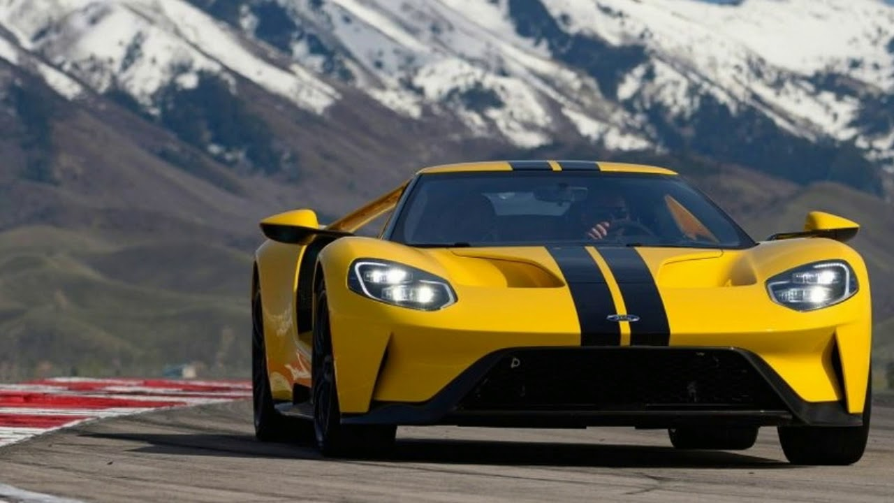 Ford Gt Review Birth Of An Evo Icon