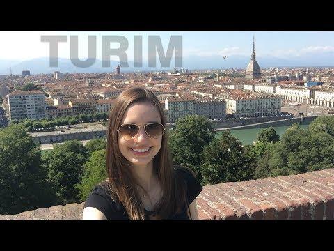 TURIM: a maior cidade da região do Piemonte | #VLOG