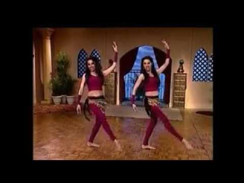 Вина и Нина танец живота (видео уроки)