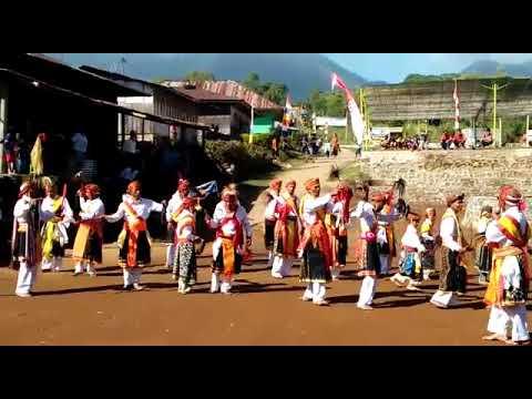 Caci dance