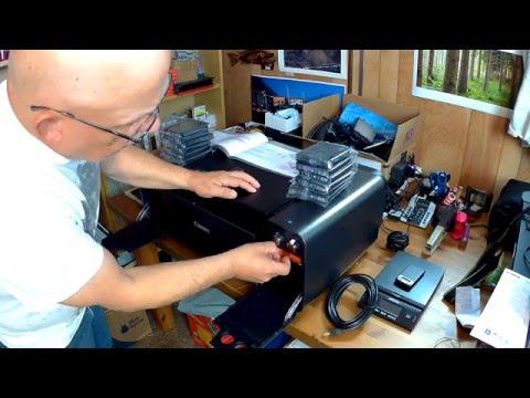 The CANON Pixma PRO 1 Setup video