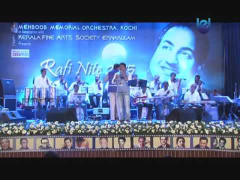 Rafi Nite 2015 - Full Video