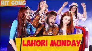 Lahori Munday - E.Jay ft. Sahil Hashmi  (official video) 2018