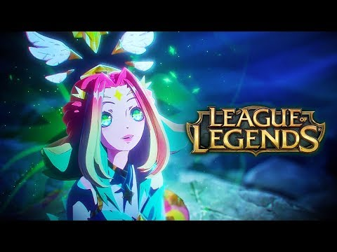 "League of Legends - Official Star Guardian: ""Light and Shadow"" Cinematic Trailer"