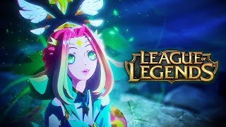 """Download League of Legends - Official Star Guardian: """"Light and Shadow"""" Cinematic Trailer"""