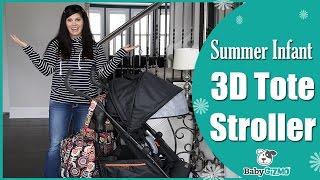 Summer Infant 3D Tote Umbrella Stroller   Best Strollers