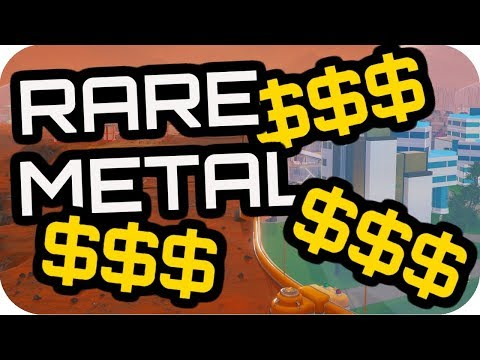 MAKING 💲💲💲 In SURVIVING MARS With RARE METAL EXPORT! #3 Lets Play Surviving Mars Gameplay