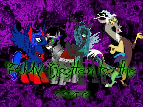 PMV-Rotten to the core