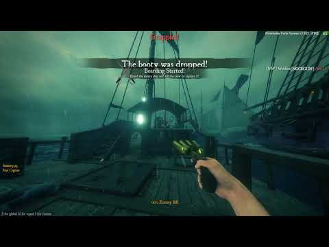 Blackwake: Island defence with McTurdski