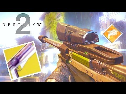 destiny-2:-gameplay-pvp---nuevo-sniper-y-exÓtico!