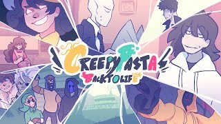 CreepyPasta BackToLife //Trailer//Animated Series