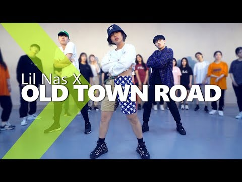 Lil Nas X - Old Town Road (feat. Billy Ray Cyrus) [Remix] / LIGI Choreography.