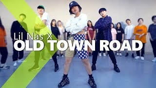 Lil Nas X - Old Town Road (feat. Billy Ray Cyrus) [Remix] / LIGI Choreography. Video
