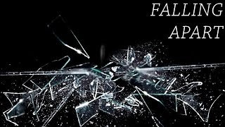 Papa Roach - Falling Apart (lyrics on screen)