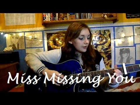 Miss Missing You - Fall Out Boy   Cover