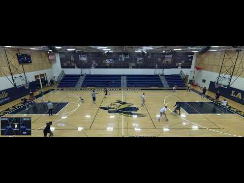 La Salle College HS vs. Abington High School Varsity Mens' Volleyball