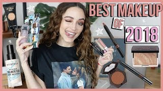 BEST/ MOST USED MAKEUP OF 2018 | Yearly Beauty Favs