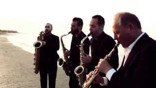 Federico Mondelci i Sax Quartet - The Easy Winners by Scott Joplin