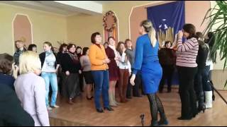 Summer Camp Training  Cherkasy 23 04 2015
