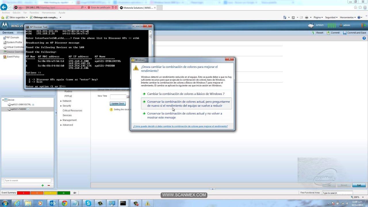 Configuracion Ap6521 Motorola Capitulo 3a Youtube