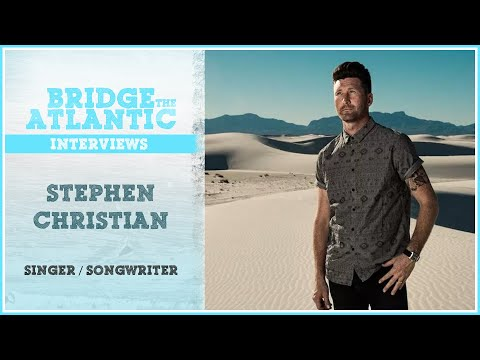 Stephen Christian (Anberlin): Long Term Success, Solo Album & Fan Connection | INTERVIEWS (2017)