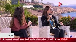 لمى الصفدي: الاحتلال الإسرائيلي يؤثر سلباً على الشباب الفلسطيني .. لينا حمدان: نحن لا نعرف