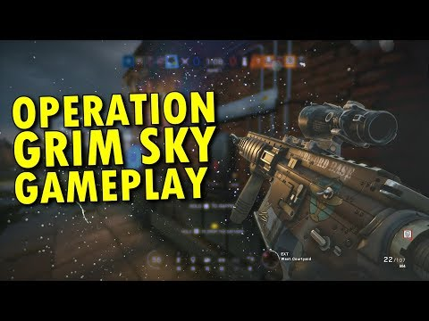 OPERATION GRIM SKY GAMEPLAY - Rainbow Six: Siege Maverick and Clash Gameplay