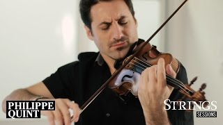 "Video Strings Sessions: Philippe Quint Performs with 1708 ""Ruby"" Stradivari violin download MP3, 3GP, MP4, WEBM, AVI, FLV September 2017"