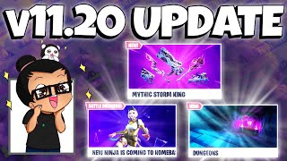 Fortnite StW | Version 11.20 UPDATE - PATCH NOTES = Homebase Status Report