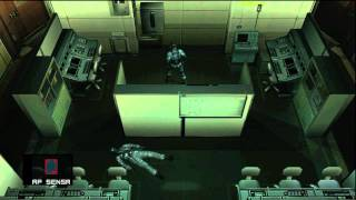 This is... Metal Gear Solid HD Collection Part 1