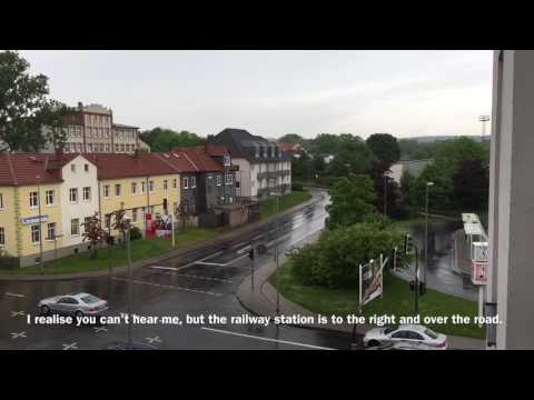 Hotel Review: Mara Hotel, Ilmenau, Thüringia, Germany - June 2016 ...