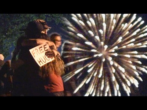 FREE HUGS AND FIREWORKS FOR CANADA DAY!!!