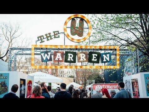 The Warren 2017 Launch - Brighton Fringe Festival