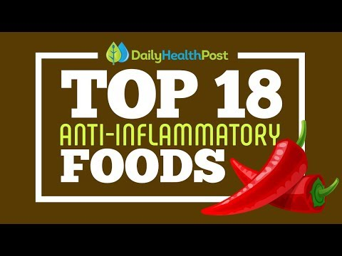 18 Anti-Inflammatory Foods for Arthritis Pain Relief