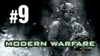 "MODERN WARFARE 2 Parte 9 ""El gulag""  