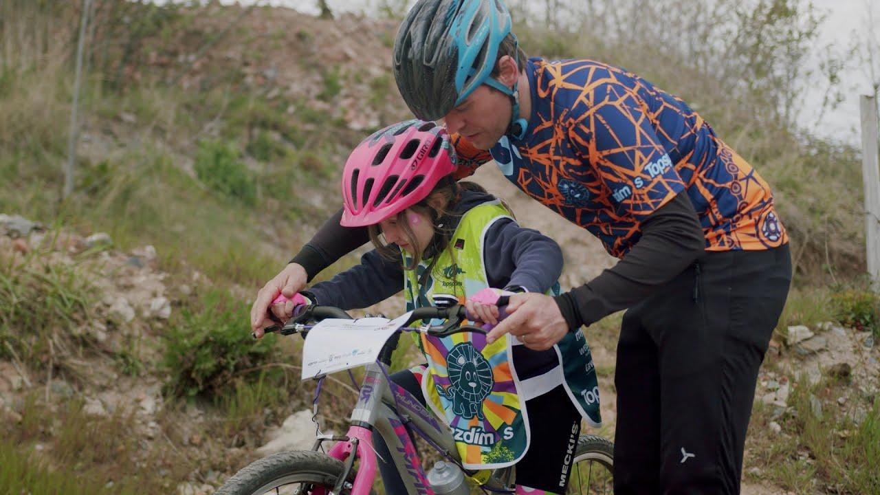 Děti Na Kolech - příměstský tábor, cyklo kemp