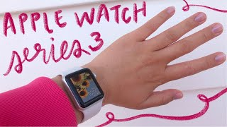 Apple Watch Series 3 Unboxing + Set Up